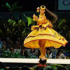 Ho'omaika'i Ka'iulani Carr               2016 Merrie Monarch                       Miss Aloha