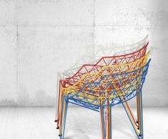 CU! Chair by Avinash Shende for Wilde+Spieth