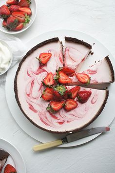 Make shonky's Strawberry Ripple Cheesecake and everyone will be asking you for the recipe.