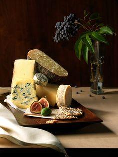 Cheese Plate - Photographer Lisa Adams