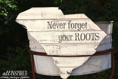 Never forget your roots- SC