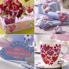 20 Sweetest Valentine's Day Gift ideas 2015 - London Beep  #sweet #giftideas #valentine'day #2015 Valentine Theme, Valentine Day Crafts, Valentines Hearts, Heart Decorations, Valentine Decorations, 2nd Grade Crafts, Romantic Valentines Day Ideas, Craft Projects, Craft Ideas