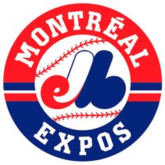 Throwback: The old Montreal Expos (now the Washington Nationals) logo. Yay or nay?