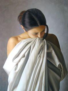 When The Photos Speak: Stunning Hyper Realistic Lifelike Paintings by Omar Ortiz