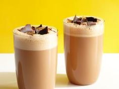 Vietnamese Coffee Smoothie : Blend 1/2 cup chilled espresso or strong coffee, 1/4 cup sweetened condensed milk and 1 1/2 cups ice. Top with…