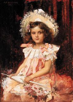 young-girl-with-parasol.jpg 433×600 pixels