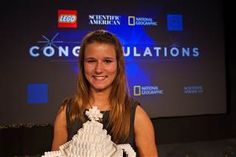 """17 year old girl builds """"artificial brain"""" - wins Google Science Fair.  Great to see kids doing stuff like this!"""