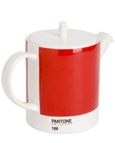 Tetera #Pantone #design #diseño