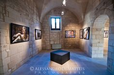 Photography exhibition uli weber - Lecce - December 2011