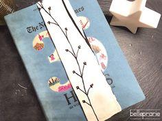 Lesezeichen 5 Minuten DIY - Madame Belle Prairie