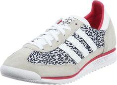 Adidas SL 72 W calzado blanco beige rosa