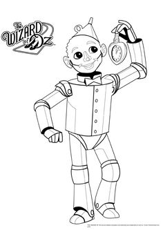 lion king coloring pages scarecrow - photo#43