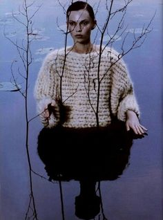 petrole:    julia by bruno ripoche for jalouse 1999