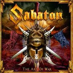 Sabaton - The Art Of War Re-Armed, Grey