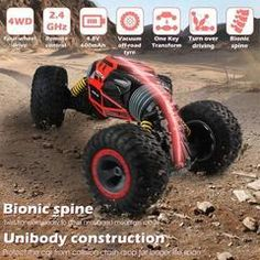 Gesture Control Double-Sided Stunt Car – Ohh My Dealz Remote Control Cars, Radio Control, Normal Force, Mecanum Wheel, Terrazzo Flooring, Stunts, Kids Gifts, Cool Things To Buy, Monster Trucks
