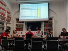 Ad aprire la terza e ultima giornata del #feelewos meeting i 6 local supervisors dei paesi partner