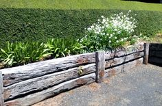 retaining wall ideas | Retaining Wall Ideas.....Levelling a Space and Retaining the Soil ...
