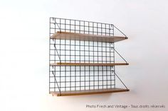 Meubles vintage et design on pinterest 73 pins - Etagere string vintage ...