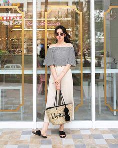 #Dayhong(MT)  style2017  #summerlook #Soyeon #casualfashion2017