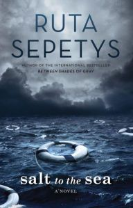 A pro tip, before you read Ruta Sepetys'Salt to the Sea: Don't read the Wikipedia page for the Wilhelm Gustloff.  That is, unless you enjoy your fiction with a side helping of ice-cold dread.  {{ean1}}The tragic fate of the German military transport ship forms the backdrop to Sepetys&