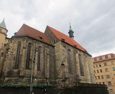 Kostel sv. Václava na Zderaze - Karlovo náměstí - Praha