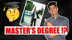 Should You Pursue a Master's Degree? (Is it really worth it?!)