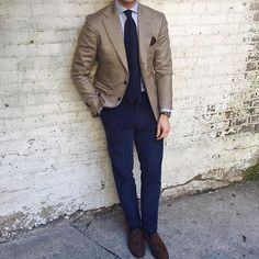 New Sprezzatura | classydappermen: by @derekbleazard via @formals...
