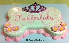 Dog Bakery Spotlight 12 Paws Barkery Based In Baton Rouge LA Beautiful Birthday Cakes Decorated With Fidos Frosting