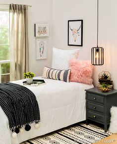 Your space may be cramped but your style doesn't have to be!