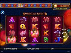 Hrací automat Wishing you Fortune #HracieAutomaty #VyherneAutomaty #Jackpot #Vyhra #WishingyouFortune - http://www.hracie-automati.com/hry/hraci-automat-wishing-you-fortune