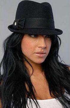 Dress fashion trend black short brimmed fedora hat band Summer Hats For Women, Fedora 31 Best hats for women images | women, Black