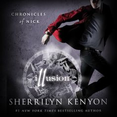 """.@KenyonSherrilyn's #YA #Fantasy #Book """"Illusion"""" is now out in audiobook form. Sample the audio here: http://amblingbooks.com/books/view/illusion_1"""