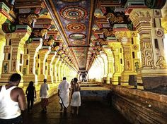 Temple Photo by Vijayakumaran Kesavan -- National Geographic Your Shot
