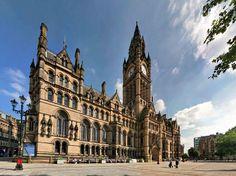 Cityhall Manchester