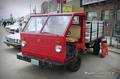 '77 VW Hormiga-one of the rarest production vehicles they ever made.Here's the story: http://www.mystarcollectorcar.com/3-the-stars/star-truckin/2486-november-2014-1977-vw-hormiga-dont-confuse-it-with-the-gang.html #VWHormiga