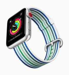 Le band di Apple Watch ottengono un aggiornamento di moda primaverile
