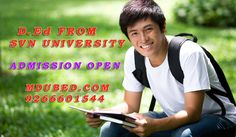 A student can register for Swami Vivekanand University D.Ed admission 2015 after clearing his intermediate exam. New session is open for(Diploma in Education)  D.Ed admission 2015.