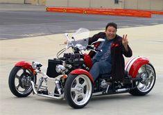 ROADSTERCYCLE TRIKES - BIKERS, CHOPPERS, MOTORCYCLE MAGAZINE, MOTORCYCLE PERFORMANCE, MOTORCYCLES, TRIKES