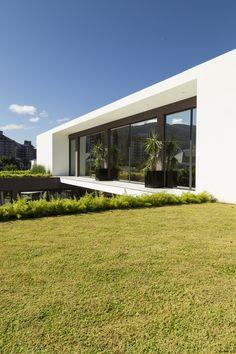 Jardim Residencial   Jardim fachada   Projeto Ana Trevisan Arquitetura e Paisagismo Florianópolis - SC