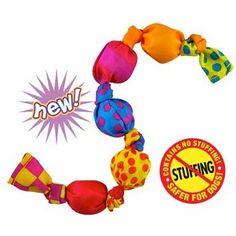 Stuffing Free Mini-Squeak Chain