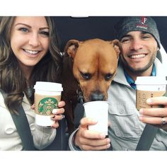 "3 Likes, 2 Comments - Chelsea Weber  (@chelseaweberfit) on Instagram: ""When your sweet baby wants a puppucino, you start the day with a family coffee date! My husband &…"""