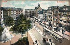 Berlin in alten Bildern - Page 55 - Berlin - Architectura Pro Homine