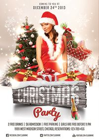 Christmas Party Flyer Template Inspirational Best 35 Christmas & New Year Flyer Templates for 2014 Free Receipt Template, Gift Certificate Template, Flyer Design Templates, Flyer Template, Online Flyers, Flyer Size, Free Psd Flyer, Custom Flyers, Event Marketing