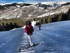 Ski Paradise in Vail, Colorado