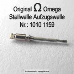 Omega Aufzugswelle Stellwelle männlich Part Nr. Tools, Miniatures, Omega Watch, Aftermarket Parts