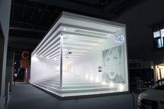 Stands Expo Cihac 2008-2013 de USG