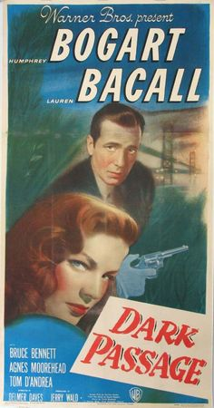 Movie Posters, Lobby Cards, Vintage Movie Memorabilia - to present @ Film Posters Old Movie Posters, Classic Movie Posters, Cinema Posters, Movie Poster Art, Classic Movies, Humphrey Bogart, Bogart And Bacall, Old Movies, Vintage Movies