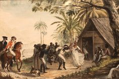 The Calinda dance. NOLA History: Congo Square and the Roots of New Orleans Music New Orleans Music, New Orleans Voodoo, Goldscheider, Congo, New Orleans History, Water Island, Mystery Of History, West Indies, Black History