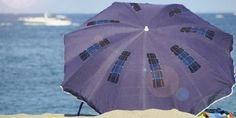 Un parasol photovoltaïque créé par des étudiants