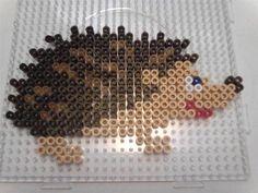 Hedgehog beads Perler® | Gallery